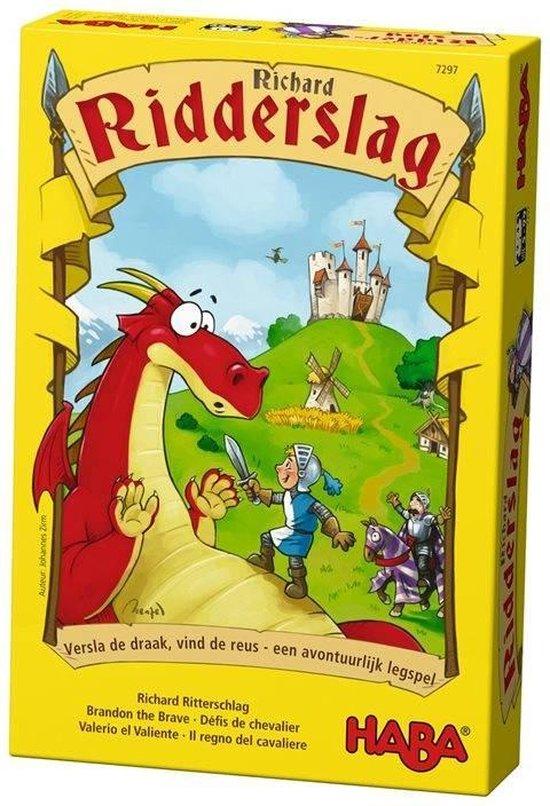 Spel - Richard Ridderslag (Nederlands) = Duits 7123 - Frans 7296