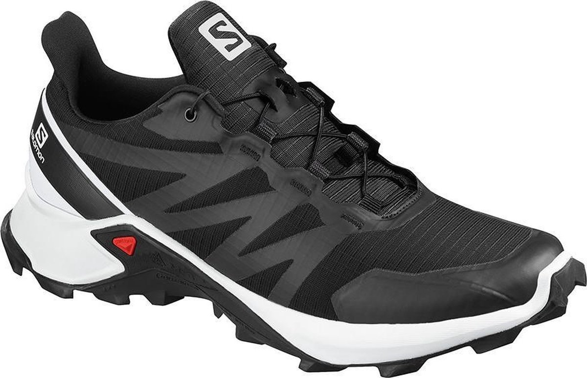 Salomon Supercross Trailschoenen Heren Black Maat 43 13