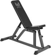 Gorilla Sports Fitnessbank 8 standen te verstellen belastbaar 200kg