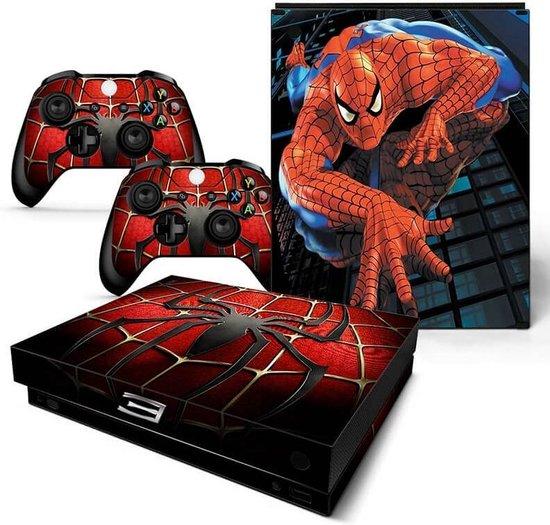 Spiderman The Spider – Xbox One X skin