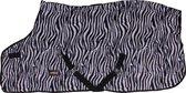 Epplejeck Fleecedeken  Zebra - Zebra - 185 Cm