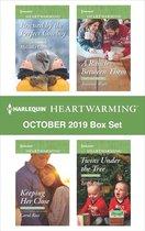 Harlequin Heartwarming October 2019 Box Set