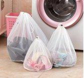 Waszak Set 3 Stuks Met Trekkoord   Waszak Groot   Waszakjes   Lingerie/Ondergoed   Sokken/Broeken   Laundry Bag   Small/Medium/Large