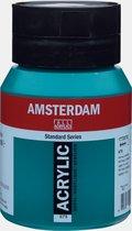 Amsterdam Standard Acrylverf 500ml 675 Phtalogroen