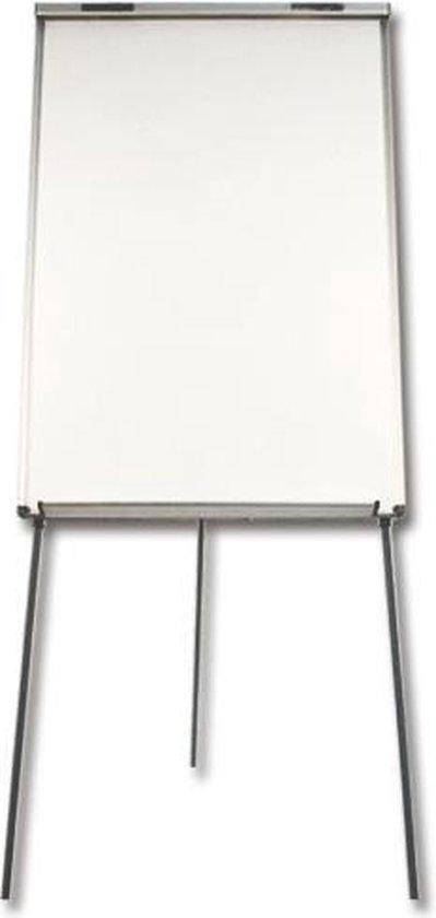 Afbeelding van Flipover met papierhouders en afleggoot 70x100cm