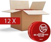 Red One Wax Red  Haarwax - Voordeelpakket - 12 stuks