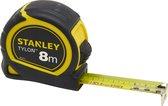 STANLEY Rolbandmaat - Tylon 8m - 25mm