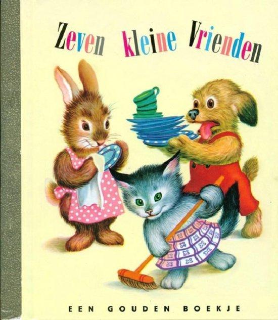Gouden Boekjes - Zeven Kleine Vrienden - Jane werner pdf epub