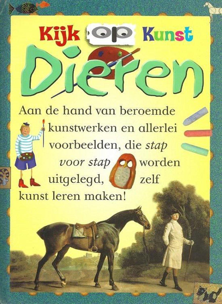 Harlekijn Kijk op kunst: Dieren. 10+