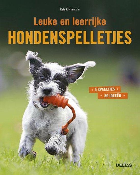Leuke en leerrijke hondenspelletjes - Kate Kitchenham |