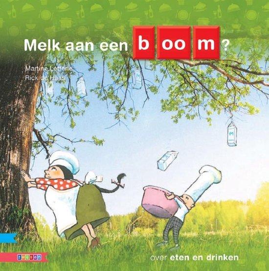Kleuters samenleesboek - Melk aan een boom - Martine Letterie |