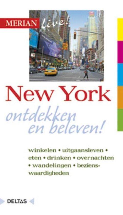 Merian live! - Merian Live- New York - Jorg van Uthmann  