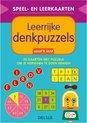 Afbeelding van het spelletje Deltas Speel- en leerkaarten - Leerrijke denkpuzzels (vanaf 9 jaar)