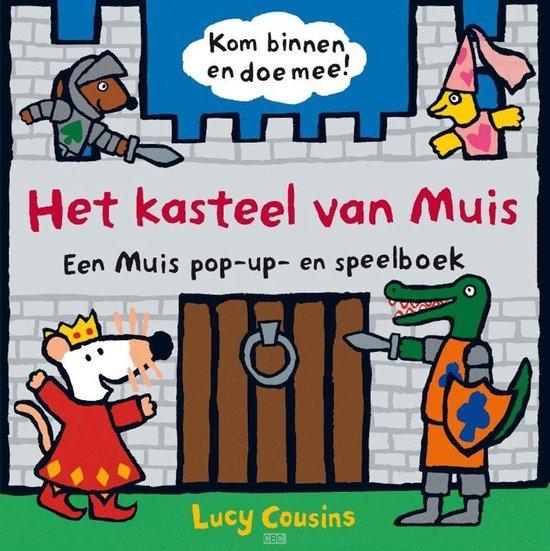 bol.com   Het kasteel van Muis, Lucy Cousins   9789025866587   Boeken