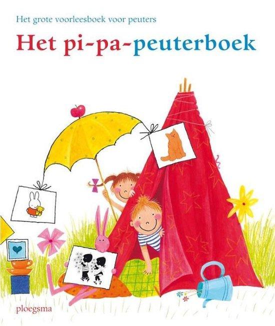 Boek cover Het pi-pa-peuterboek van Diverse auteurs (Hardcover)