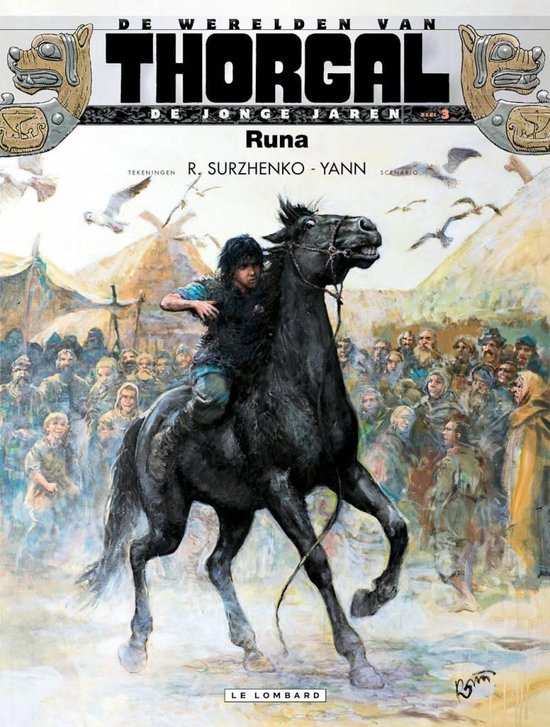 Thorgal, jonge jaren 03. runa - Roman Surzhenko pdf epub