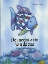 Boek cover De Mooiste Vis van de Zee - De mooiste vis van de zee van Marcus Pfister (Hardcover)