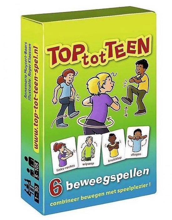 Top-tot-teen kaartspel - none | Fthsonline.com