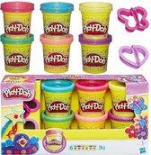 Play-Doh Glitters - 336 gram - Klei