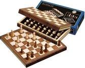 Philos reis schaakset hout