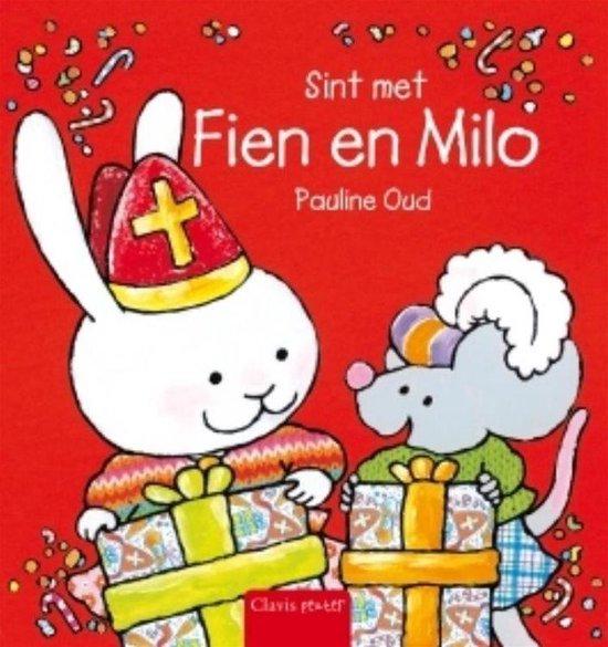 Sint met Fien en Milo - Pauline Oud |