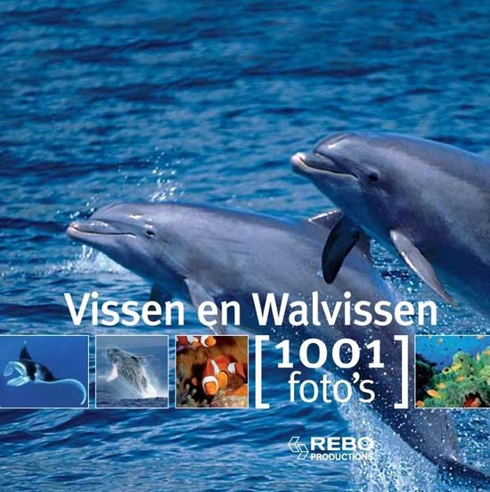 1001 foto's - Vissen en walvissen 1001 foto's - TextCase |