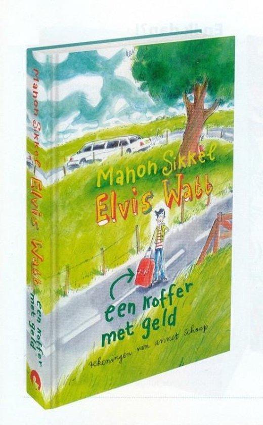 Elvis Watt 2 -   Een koffer met geld
