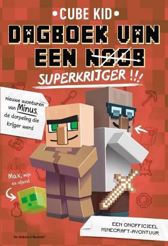 Dagboek van een noob  -   Superkrijger - Cube Kid