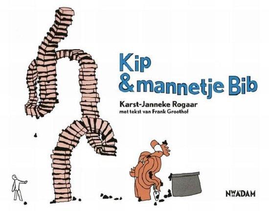 Harlekijn Kip en mannetje Bib. 4+ - Karst-Janneke Rogaar | Readingchampions.org.uk