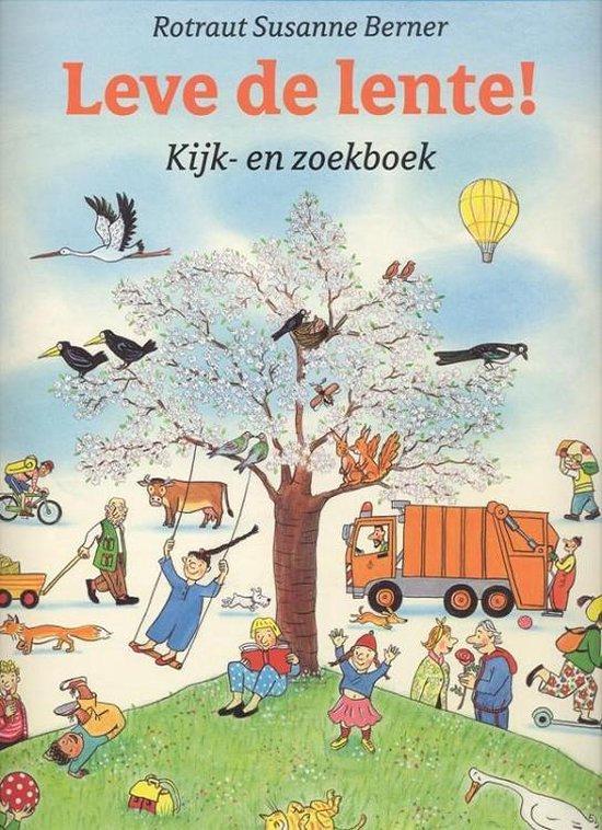 Kijk- en Zoekboek - Leve de lente! - Rotraut Susanne Berner  