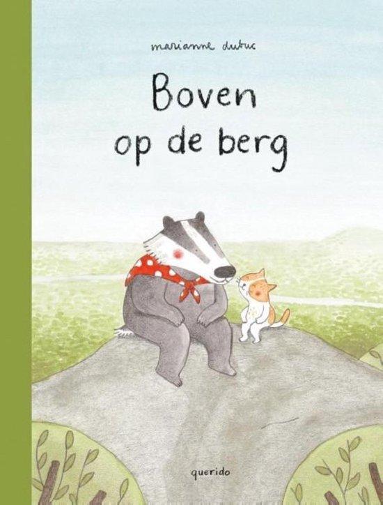 Kinderboeken Singel Uitgeverijen Prentenboek - Boven op de berg. 4+
