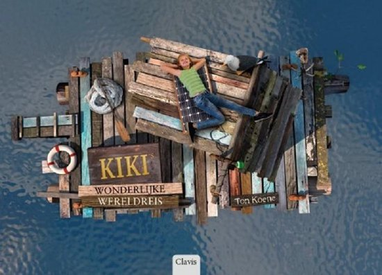 Kiki's wonderlijke wereldreis - Ton Koene |