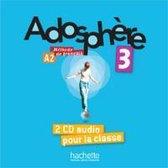 Adosph�re 3 - CD Audio Classe: Adosph�re 3 - CD Audio Classe