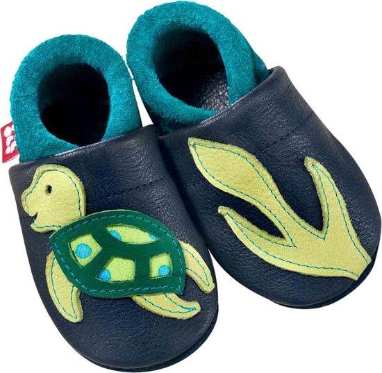 babyslofjes Emma the Tortoise Maat: 18-19 (circa 11 cm)