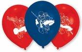 Spiderman Ballonnen 23cm 6st