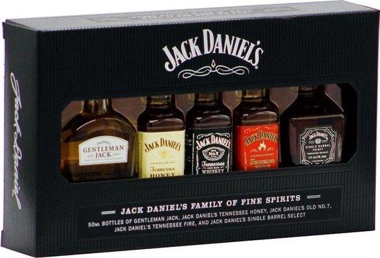 Jack Daniel's - Gift Pack Minis