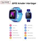 Rapid Meteor® GPS Horloge Kind Smartwatch Kinderen - Blauw - SOS Functie