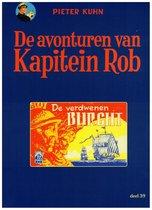 KAPITEIN ROB, 39. DE VERDWENEN BURCHT
