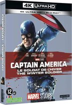 Captain America: The Winter Soldier (4K Ultra HD Blu-ray) (Import)