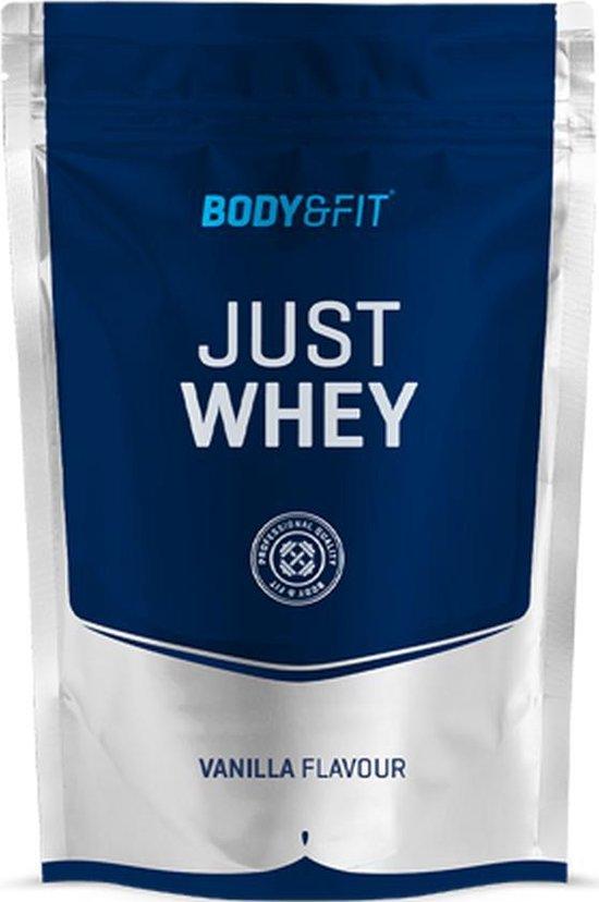 Body & Fit Just Whey - Whey Protein / Proteine Shake - 980 gram - Vanille