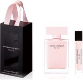 Narciso Rodriguez - Eau de parfum - For her 50ml eau de parfum + 10ml Hairmist - Gifts ml