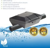 ✅ Waterontharder Black Edition - voor alle Tyleen waterleidingen (magneet waterleiding) ☆ Water ontharder | Antikalk | Kalkaanslag | Water ontkalker | Waterverzachter | Magnetisch | Waterontkalker | > 20.000 Gauss  / 20 Tesla