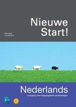 Boek cover Nieuwe Start! Nederlands 2010 van P. Roel