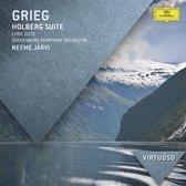 Holberg Suite/Lyric Suite/Norw.Dances (Virtuoso)