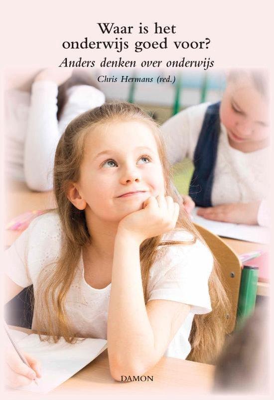 Boek cover Waar is het onderwijs goed voor? van Chris Hermans (Paperback)