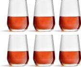 Libbey Longdrinkglas Vico - 450 ml / 45 cl - 6 stuks - stijlvol glas - vaatwasserbestendig