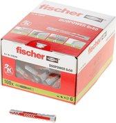 Fischer DUOPOWER plug 6x50 100 st