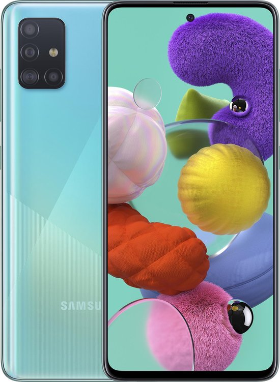 Samsung Galaxy A51 - Prism Crush Blue