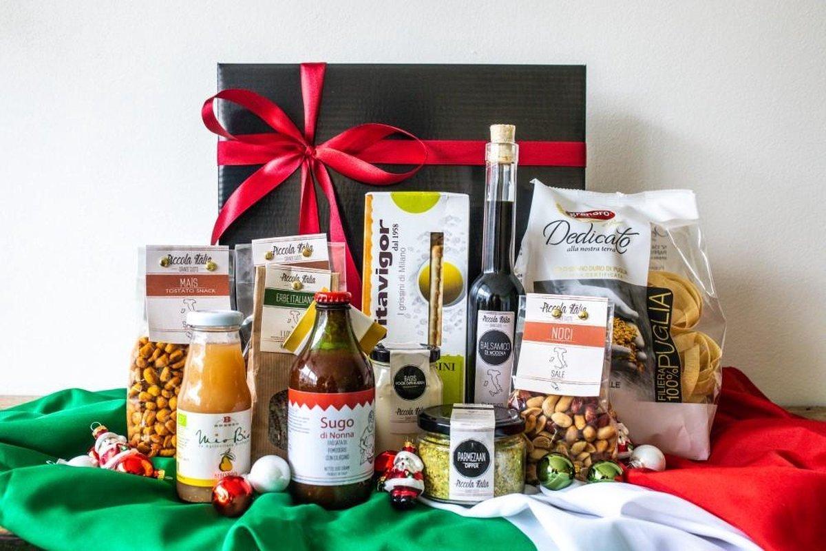 Momenticadeau Italiaans Cadeaupakket Kado Gift Relatiegeschenk