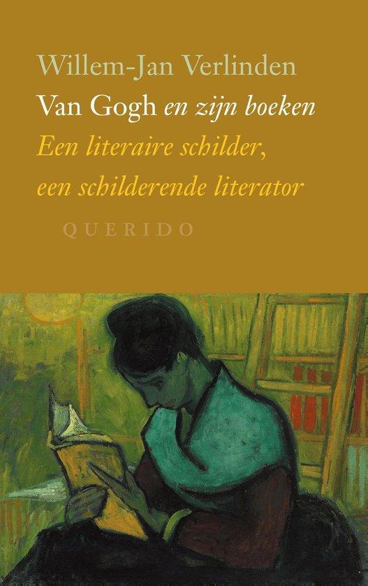 Van Gogh en zijn boeken - Willem-Jan Verlinden |